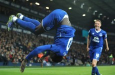 Everton's late goals were worth A LOT to one punter last night
