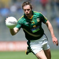One of the best Meath forwards of the last decade has retired