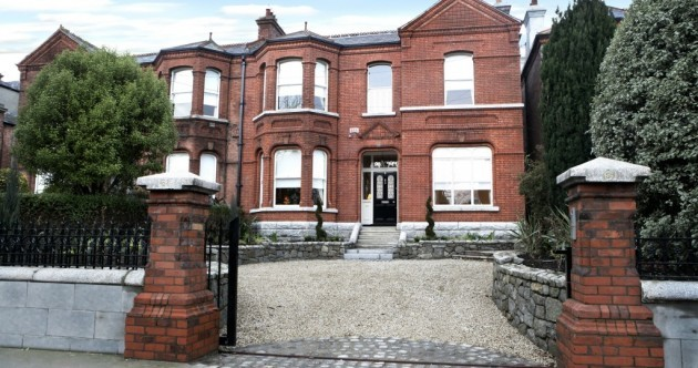 There's an amazing Victorian house for sale in Donnybrook