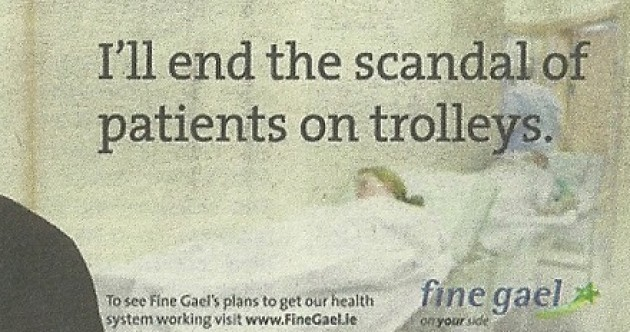 Remember this famous Fine Gael ad from 2007?