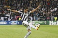 Uruguayan defender suspended by Juventus after drink-drive Ferrari smash
