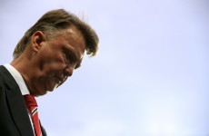 Is Louis van Gaal planning on staying in Manchester for the foreseeable future?