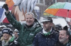 A breakthrough... Irish gay rights group to march in New York Paddy's Day parade