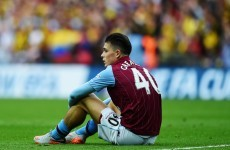 Jack Grealish won't be able to play for England just yet