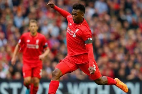 Liverpool forward Daniel Sturridge made a goal-scoring return.
