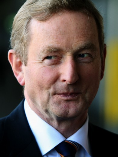 Will tight-lipped Enda spring a November surprise?