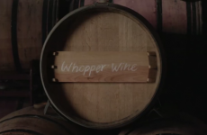 Burger King is branching out into wine