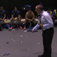 'Next time I'm upset, we'll go under the showers': France coach won't be holding his temper
