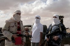Rebels push into Gaddafi hometown of Sirte as loyalists fight on