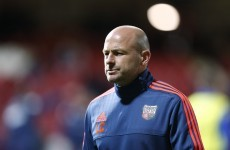 'I didn't ask to be a football manager' - Carsley keen to continue coaching England U19s