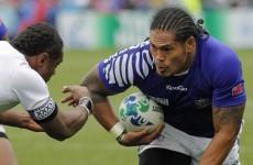 As it happened: Samoa v Fiji