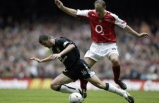 Roy Keane accuses Arsenal of being 'mentally weak'