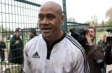 All Blacks great Lomu 'stable' in hospital