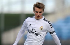 Real Madrid's 16-year-old prodigy in limbo