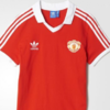 Adidas have released a new 80s-inspired range of Man United gear and it's outstanding