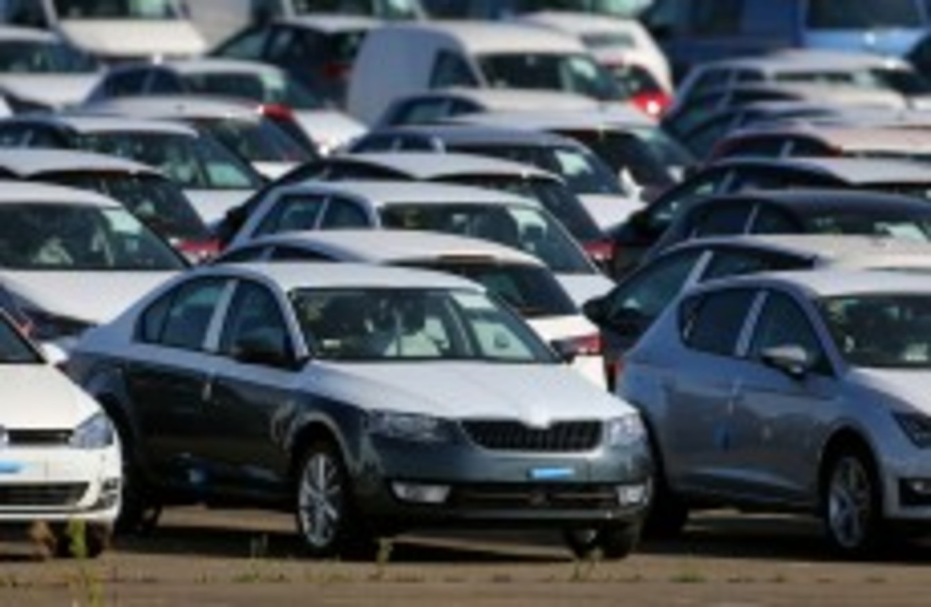 Volkswagen to recall 80,000 cars in Ireland · TheJournal ie