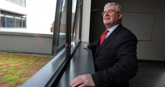 Eamon Gilmore has been given a job helping the peace process in Colombia
