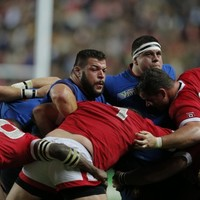 France pull away late on, but were given a real scare by Canada this evening