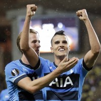 Lamela on the scoresheet again but Spurs concede late equaliser to Monaco