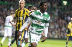 Efe Ambrose's mistake denies Celtic a memorable win over Fenerbahce