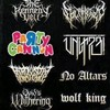 Take a break and take a look at the most un-metal metal logo ever
