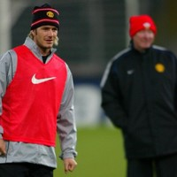 Fergie and Beckham to be reunited at Old Trafford once more