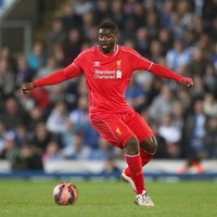 This unique effort from Kolo Toure in Liverpool's game last night nearly broke the internet
