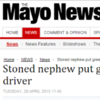 The Mayo News has made good on this missed pun opportunity from earlier this year