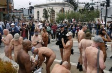 Nude-in protests in San Francisco over public nudity restrictions