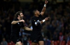 Late tries flatter New Zealand after sloppy win against Georgia