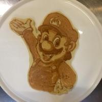 Pancake art is the new latte art, and it's strangely hypnotising