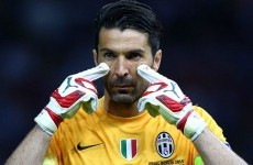 Buffon speaks out after Ballon d'Or snub