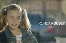 Watch Ronda Rousey grow from a young girl to UFC legend in brilliant promo