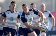 Schmidt: Henshaw will take a little time to find his feet at the World Cup