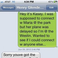 This woman accidentally texted a stranger, then ended up marrying him