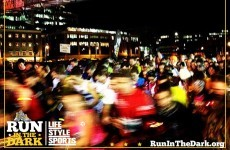 How to stay injury-free and safe - your 5-week training plan for the Life Style Sport Run in the Dark 2015