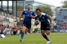 Bonus point win and resurgence of a spark for Leinster