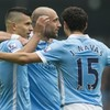 Man City survived a scare to absolutely crush Newcastle today