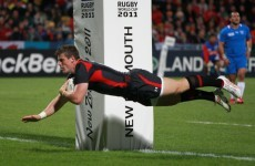 As it happened: Wales v Namibia