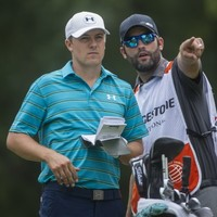 Jordan Spieth's caddy almost won as much money as Phil Mickelson this season