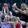 The girls mocked for taking selfies at baseball had a brilliant response to the controversy