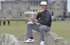 Thorbjorn Olesen claims Alfred Dunhill Links Championship victory