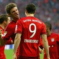 Robert Lewandowski continued his scary form as Bayern Munich routed Dortmund in Der Klassiker
