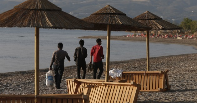 Body of baby boy found washed up on beach of Kos hotel
