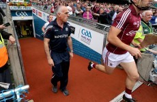 'The players can say what they want but it wasn't Anthony Cunningham inside the whitewash'