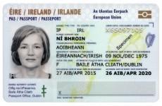 check out ireland u0026 39 s swanky new passport card  u00b7 thejournal ie