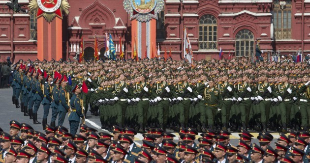 The most powerful militaries on earth ranked from 20 to 1