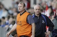 Ready, Teddy? Laois pick McCarthy as new hurling boss