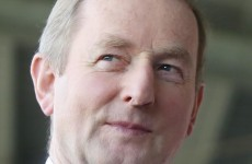 Now Enda is refusing to rule out an early election