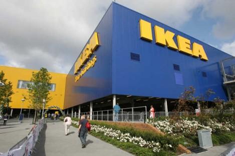 The Ikea in Dublin's Ballymun